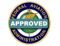 FAA Approved for Part 7 small Unmanned Aircraft Systems (sUAS) / Drones